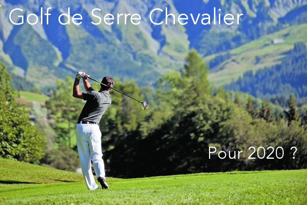 golf serre chevalier 2020